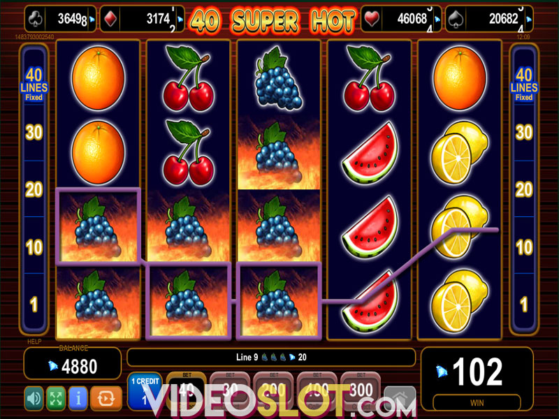 Blue Heart Slots - Read our Review of this EGT Casino Game