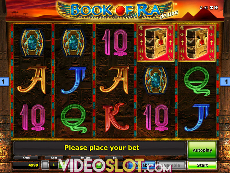 novomatic online casino lucky charm book