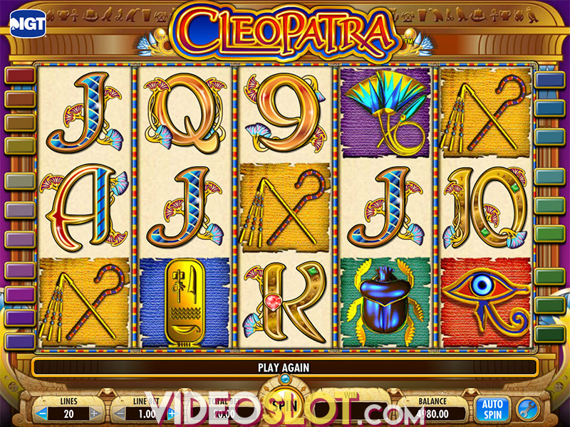 Cleopatra Video Game