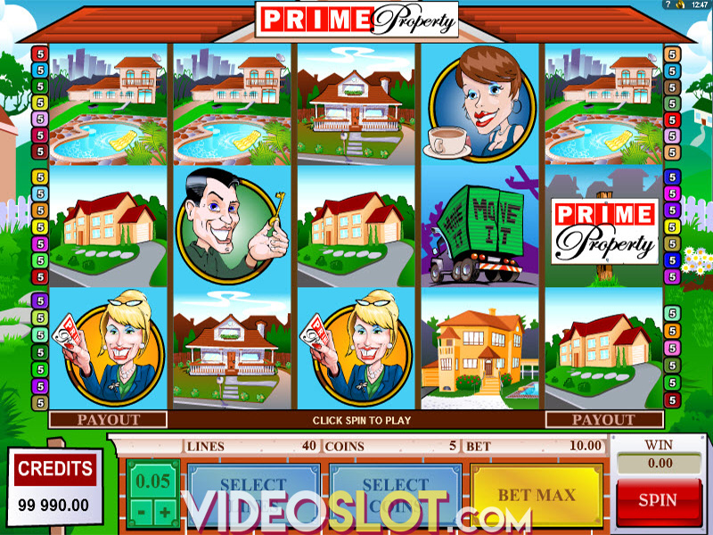 Prime Property Slot Machine - Play Online for Free Instantly