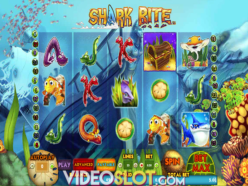 Shark Bite Slot Machine Online ᐈ Amaya™ Casino Slots