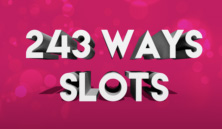 243 Ways Slots