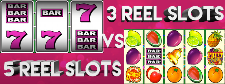 video slots vs reel slots