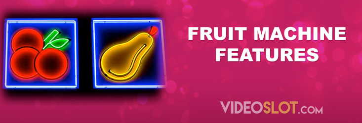 Most Popular Fruit Machine Features