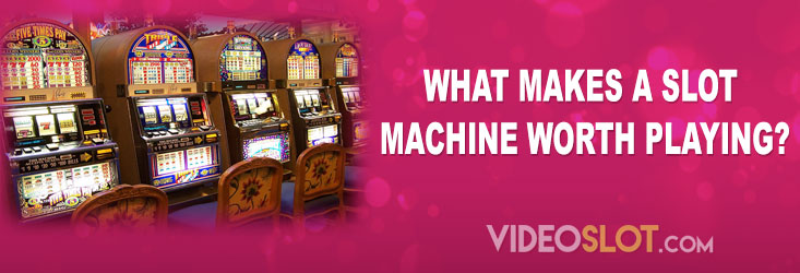 Slot machine blogs