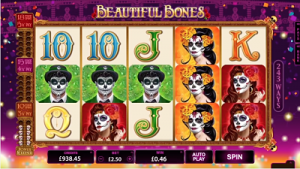 Presenting Microgaming's Beautiful Bones slot