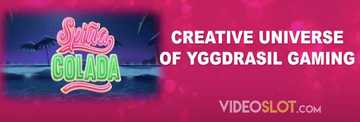 Yggdrasil Gaming slots at its best