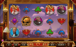 Orient Express slot by Yggdrasil Gaming