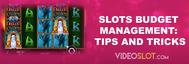 Tips and tricks for successful money management when playing online slots.