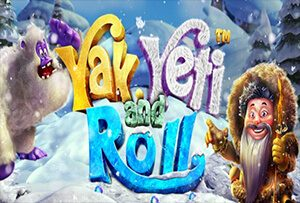 Yak, Yeti and Roll slot review