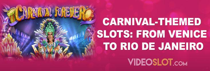 Play carnival-themed slots and win big