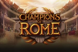Champions of Rome slot review