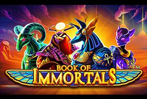 Book of Immortals slot review
