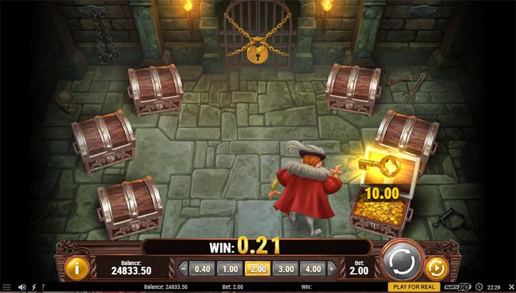 Battle Royale Slot Bonus Game