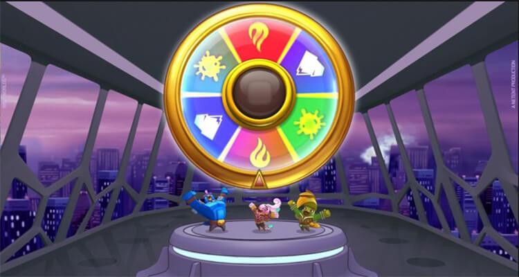 Wild Worlds Slot Bonus Game