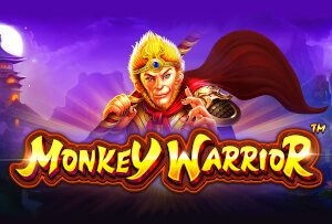 Monkey Warrior is Pragmatic Play's latest video slot to hit the market