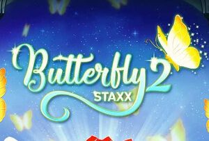 NetEnt has announced the launch of the new Butterfly Staxx slot