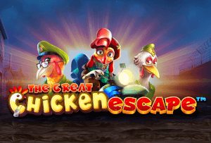 The Great Chicken Escape brings lots of fun and chances to win