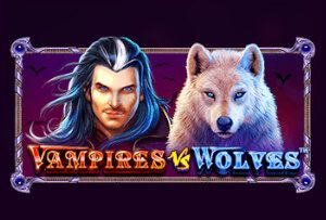 Vampires vs Wolves is the latest slot to have become a part of Pragmatic Play offering