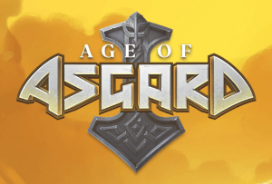 Yggdrasil Gaming's Age of Asgard invites you to an unforgettable gaming experience.