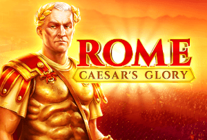 Fight for the glory of Rome in Playson's latest release.