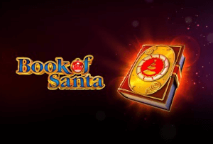 Endorphina launches the new Book of Santa Christmas-themed game
