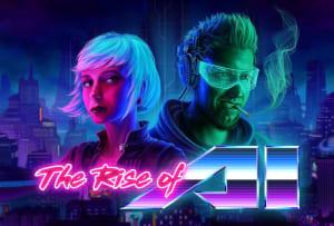 The future awaits in Endorphina latest video slot titled The Rise of AI.
