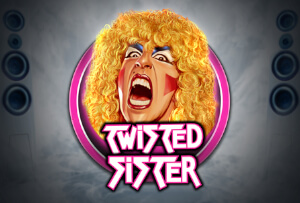 Metal band Twisted Sister is the star of Play'n GO eponymous new release