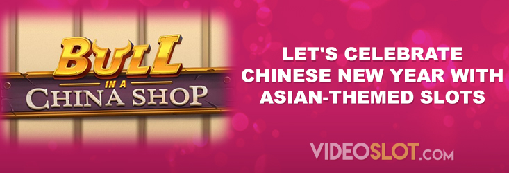 Asian themed slots